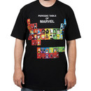 Periodic Table of Marvel Comics Shirt