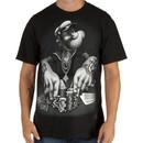 Poker Pimpin Popeye T-Shirt