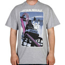 Roller Coaster Star Wars Shirt