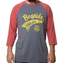Saved by the Bell Bayside Tigers Baseball Jersey