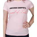 Sheldon Coopers Council of Ladies T-Shirt