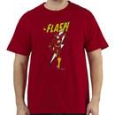 Sheldons Retro Flash Shirt