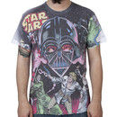 Star Wars Comic Sublimation Shirt