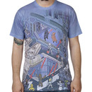 Star Wars Pixel Battle Sublimation Shirt