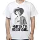 Stay In The House Carl Shirt