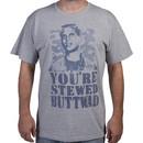 Stewed Buttwad Weird Science Shirt