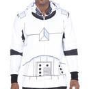 Storm Trooper Zipper Hoodie
