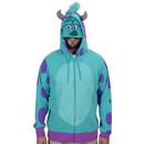 Sulley Costume Hoodie