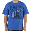 The Tardis Doctor Who Shirt