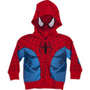 Toddler Spiderman Costume Hoodie