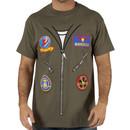 Top Gun Flight Suit Shirt