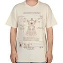 Vitruvian Optimus Prime Shirt