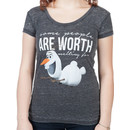 Worth Melting For Olaf Shirt