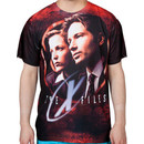 X-Files Sublimation Shirt