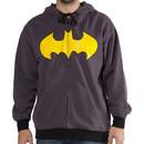 Zip Up Batman Hoodie