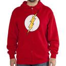 Zip-Up Flash Hoodie