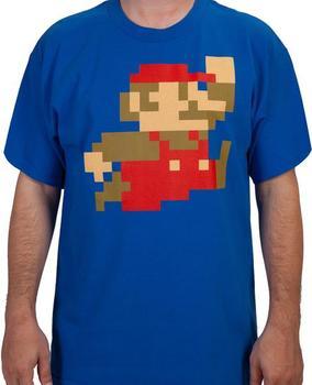 8-Bit Mario Shirt