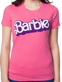 80s Logo Barbie T-Shirt