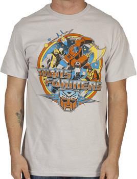 Autobots Ready Transformers Shirt