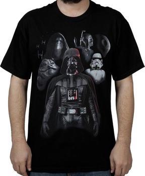 Bad Guys Star Wars Shirt