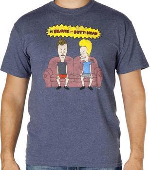 Beavis and Butthead Shirt