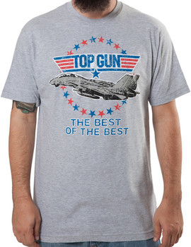 Best of the Best Top Gun Shirt