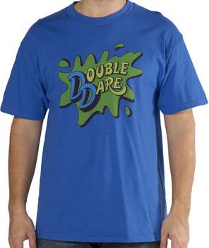 Blue Double Dare Shirt