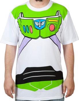 Buzz Lightyear Costume Shirt