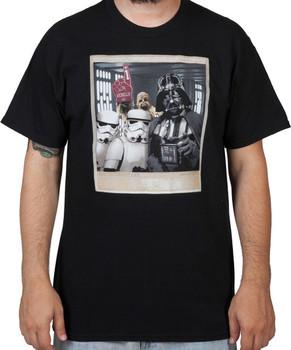 Chewbacca Photo Bomb T-Shirt