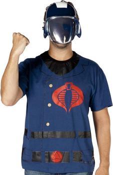 Cobra Commander Shirt & Mask