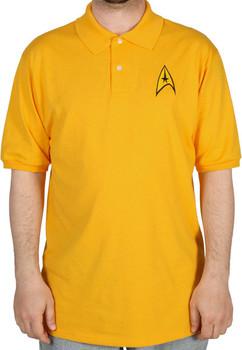 Command Star Trek Polo Shirt