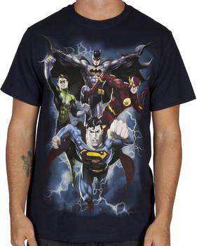 DC Comics Heros