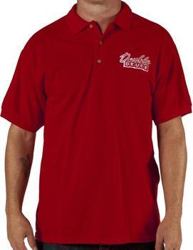 Double Deuce Road House Polo Shirt
