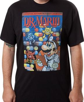 Dr. Mario Shirt
