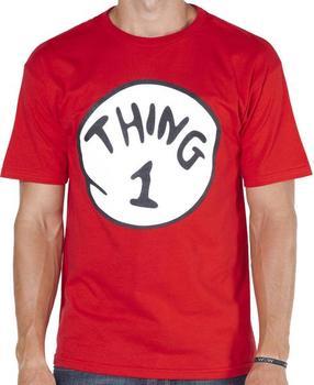 Dr Seuss Thing 1 T-Shirt