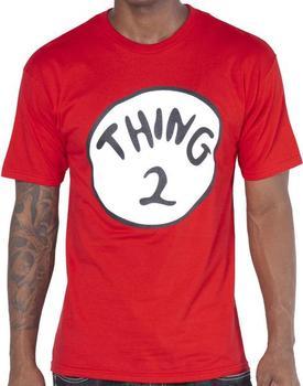 Dr. Seuss Thing 2 T-Shirt
