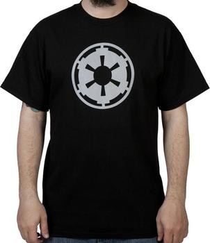 Empire Logo Star Wars Shirt