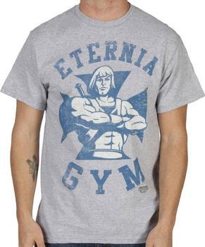 Eternia Gym He-Man T-Shirt