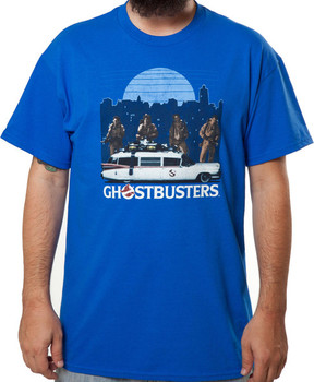 Ghostbusters Ecto-1 T-Shirt