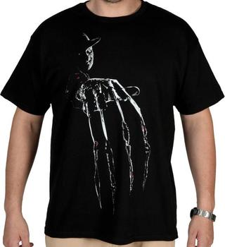 Glove Nightmare On Elm Street Shirt