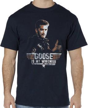 Goose is My Wingman Shirt