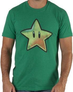 Invincibility Star Nintendo Shirt