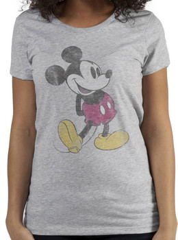 Jr. Mickey Mouse T-Shirt