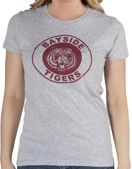 Jr Tiger Face Saved By The Bell T-Shirt