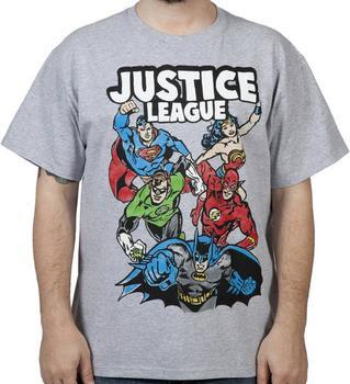 Justice League Shirt