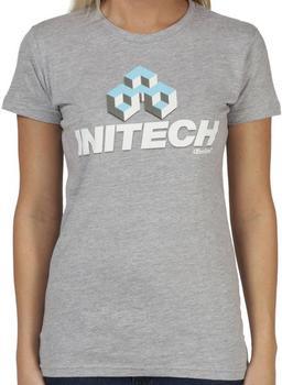 Ladies Initech Logo Shirt
