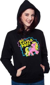 Ladies Retro My Little Pony Hoodie