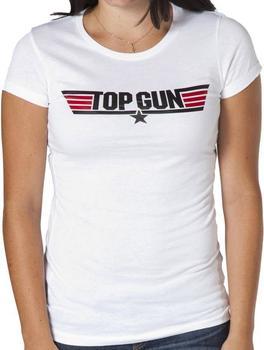 Ladies Top Gun Logo Shirt