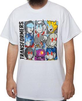 Little Transformers Shirt