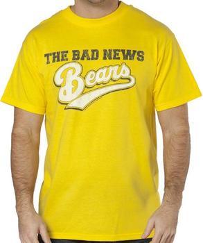 Logo Bad News Bears Shirt